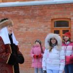 Интерактивная программа в Коломенском