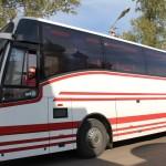 Один из наших автобусов
