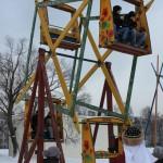 Проводы зимы в Коломенском