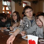 за чаем в Коломенском